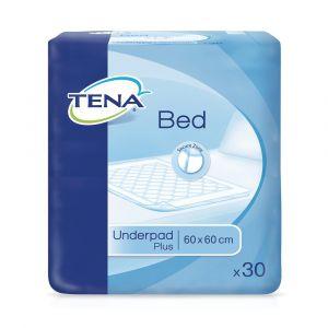 TENA Bed Underpad Plus 60cm x 60cm