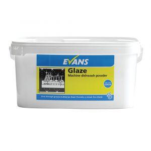 Evans Glaze 4 in 1 Dishwasher Powder 5kg