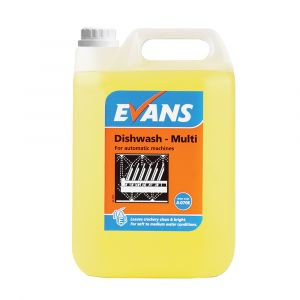 Evans Dishwash Multi 5 Litre