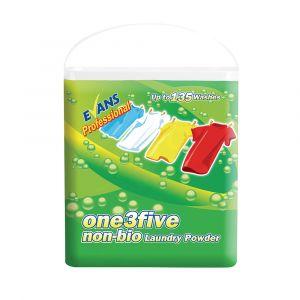 Evans One 3 Five Non Bio Laundry Powder ‑ 135 Wash