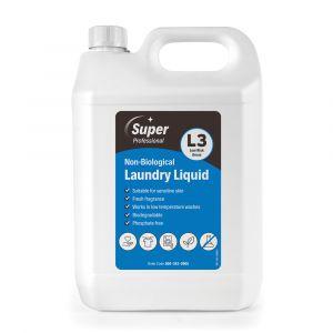 Super Non Bio Laundry Liquid 5 Litre