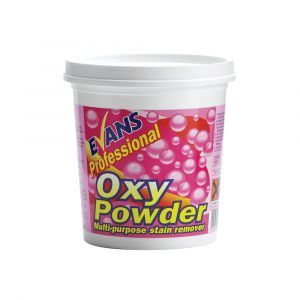 Evans Oxy Powder Stain Remover 1kg