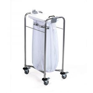 Medi Cart Laundry Trolley One Bag