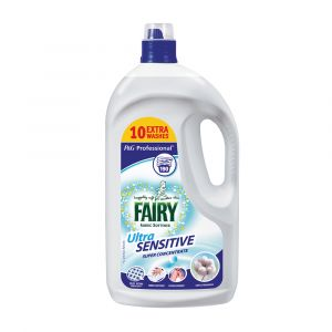 Fairy Ultra Sensitive Concentrate Fabric Softener 190 Wash