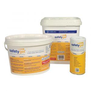 Safetygel Absorbent Granules ‑ 1.5kg Tub