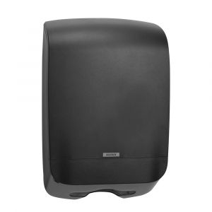 Katrin Mini Inclusive Hand Towel Dispenser ‑ Black