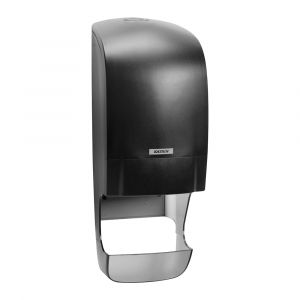 Katrin Inclusive System Toilet Roll Dispenser ‑ Black