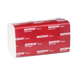 Katrin Classic Non Stop M2 2ply Z Fold Hand Towels ‑ Case of 2025