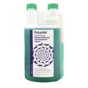 Enzystel Triple Enzyme Instrument Disinfectant 1 Litre