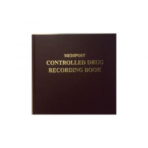 Controlled Drug Book