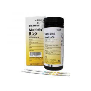 Siemens Multistix Urine Test Strips ‑ 8 SG