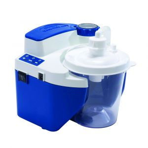 Devilbiss VacuAide 7314 Portable Airway Suction Unit