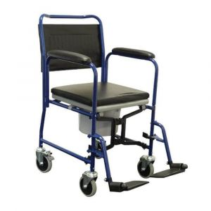 Alerta Commode & Transfer Chair